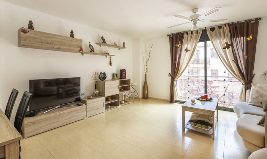 Beautiful apartment in Sant Pere Pescador