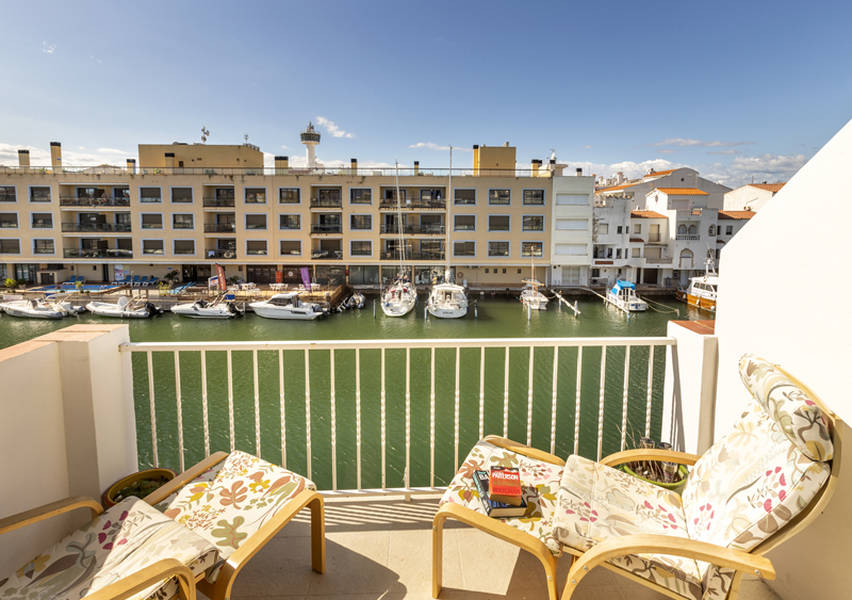 Bel appartement à Port Moxo, Empuriabrava