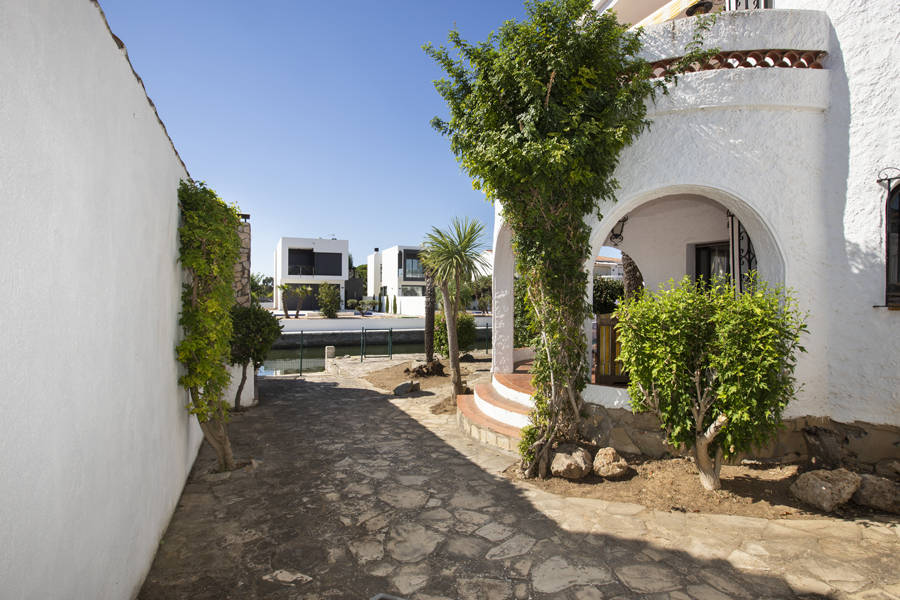 Empuriabrava, apartment with mooring, 2 bedrooms